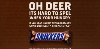 Snickers thắng đậm nhờ chiến dịch SEO ngược đời